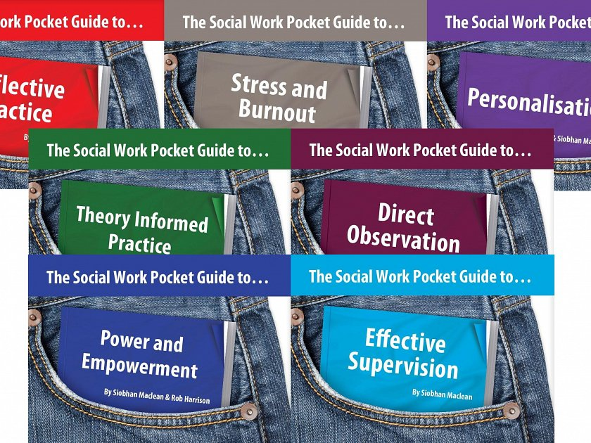 Full set of 7 Pocket Guides