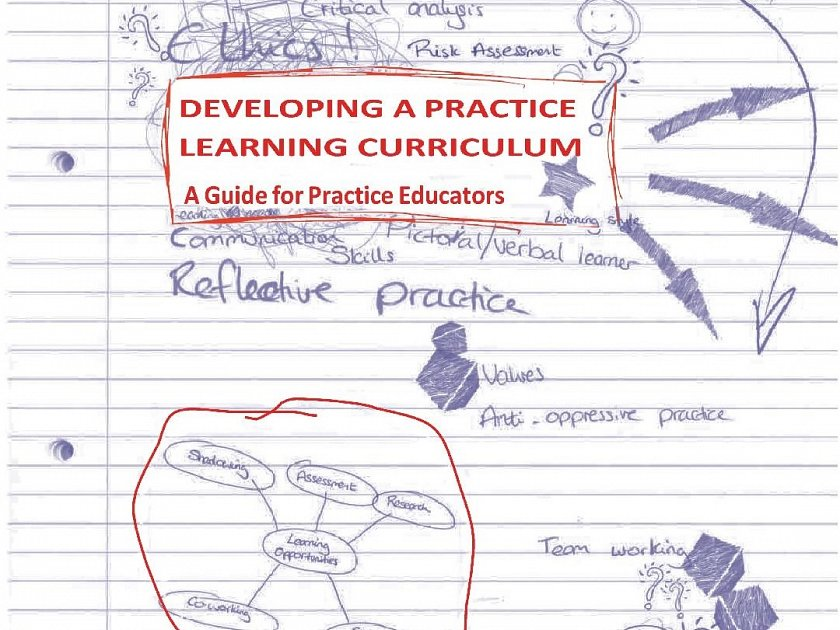 Developing a Practice Learning Curriculum: A Guide for Practice Educators
