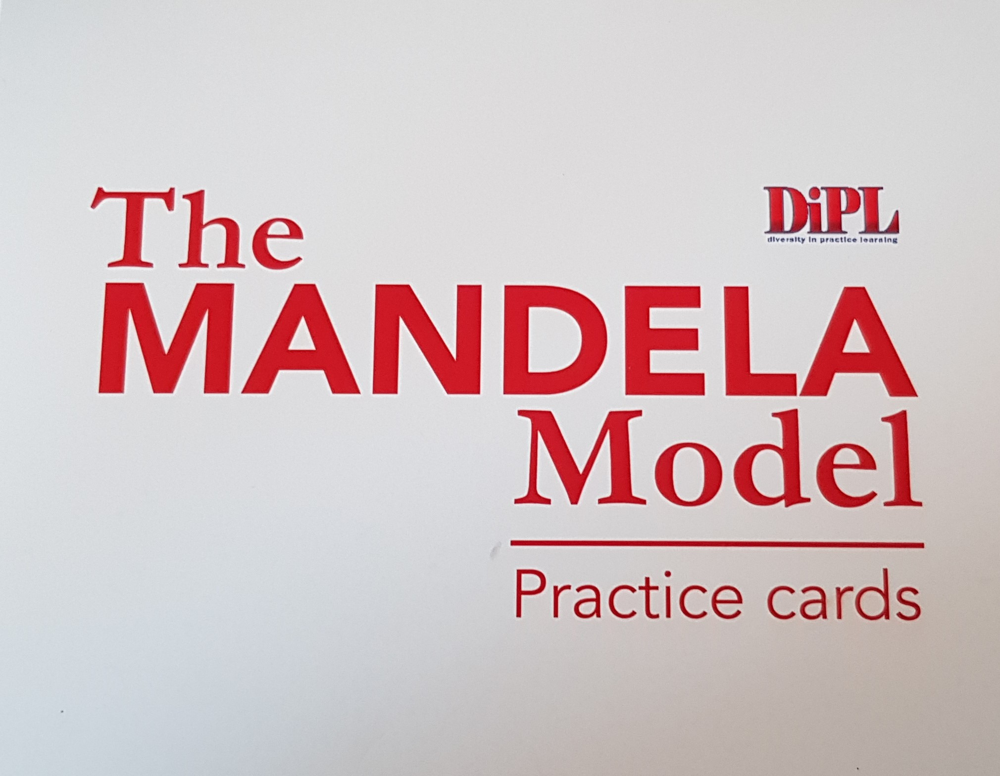 The Mandela Model Practice Cards
